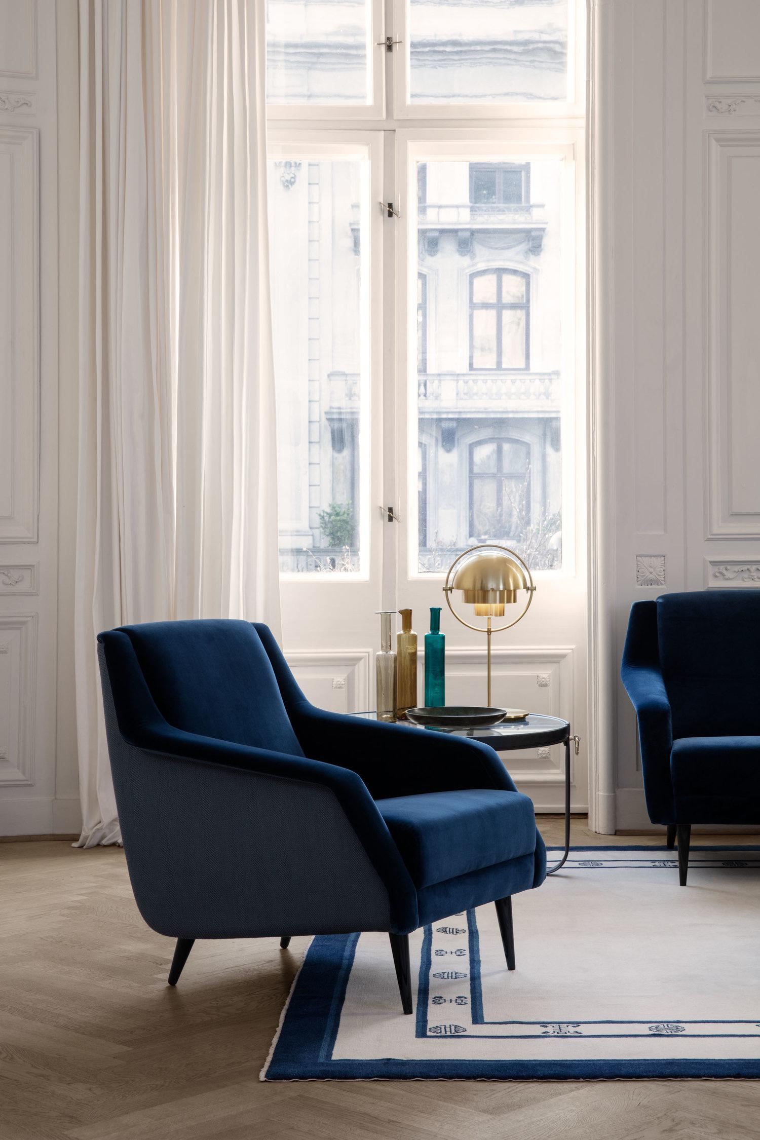 Pantone Colour of 2020: Classic Blue