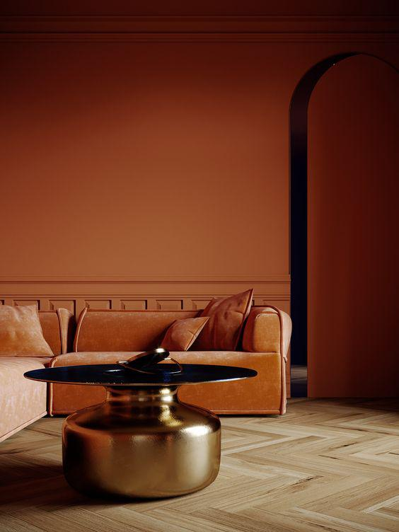 Terracotta: timeless and warm
